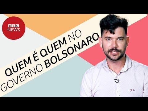 Quem é quem no governo de Bolsonaro?