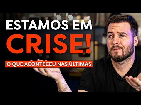 A queda da Bolsa de Valores no Brasil em 2019