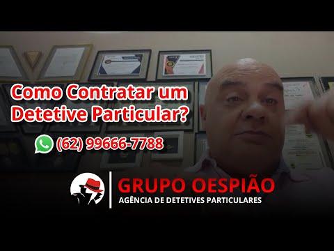 COMO CONTRATAR UM DETETIVE PARTICULAR EM GOIANIA? #DETETIVEPARTICULAREMGOIANIA