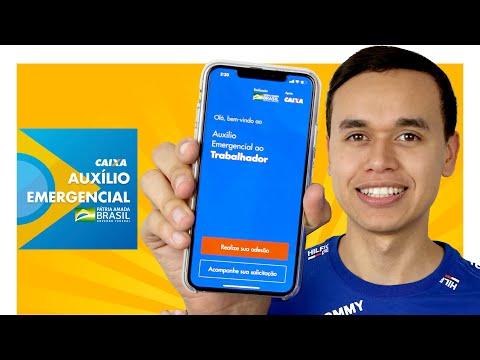 Auxílio Emergencial Caixa – Como baixar app, cadastrar e receber o dinheiro