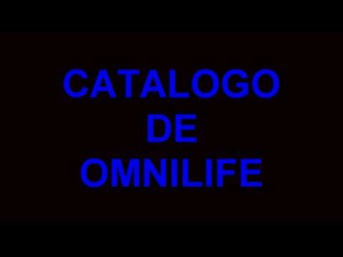 Catalogo omnilife con detalle de los producto