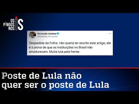 Nem o PT quer mais a Folha de São Paulo