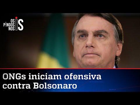 ONG critica ações de Bolsonaro na pandemia e exalta STF