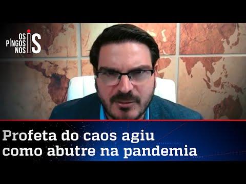 Constantino: Atila revela verdadeira faceta ao defender autoritarismo
