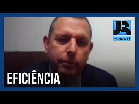 JR Mundo: Médico israelense explica sucesso da vacinação contra a covid-19 no país