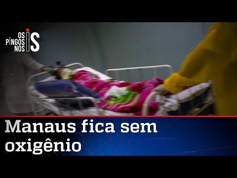 Manaus, vítima do covidão, prova que a corrupção mata