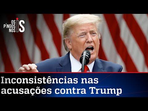 Impeachment de Trump fica para depois do fim do mandato