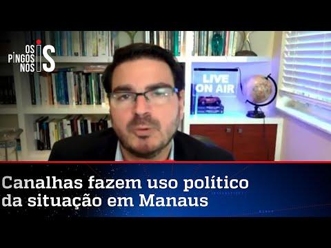 Constantino: Não há provas de que o lockdown teria evitado colapso em Manaus