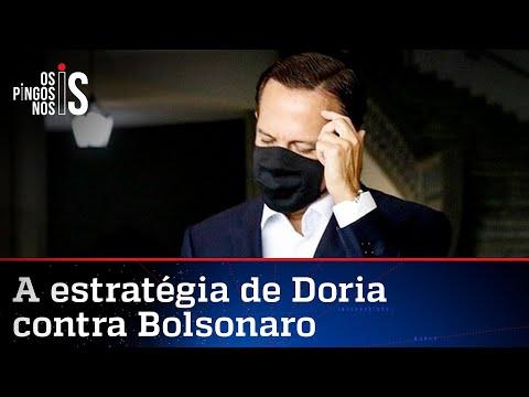 Doria tenta jogar no colo de Bolsonaro crise em Manaus
