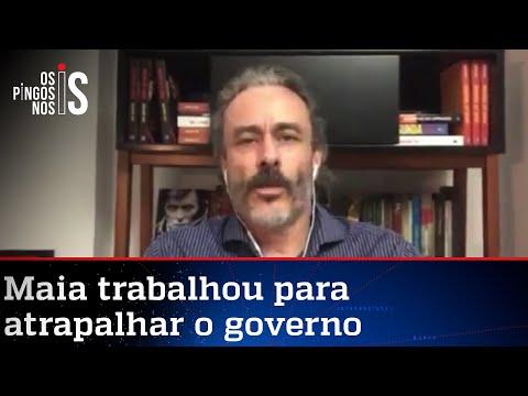 Fiuza: Gestão Maia na Câmara foi mesquinha e conspiratória