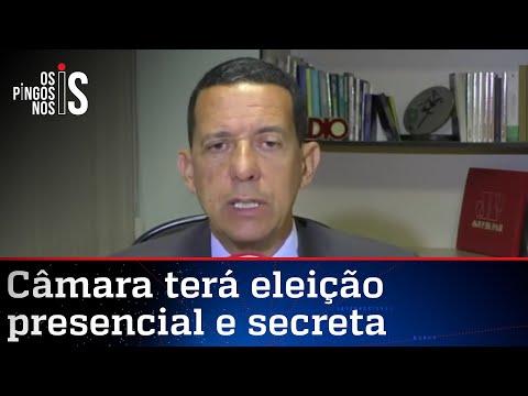 José Maria Trindade conta bastidores da eleição na Câmara