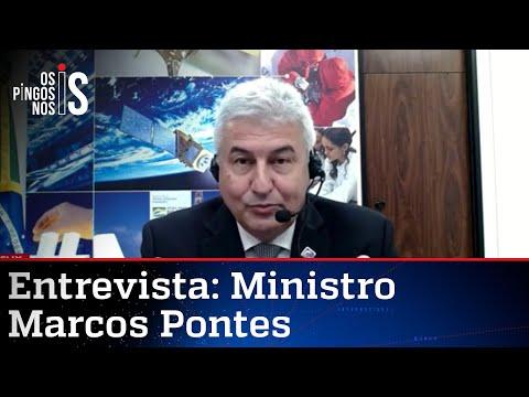 Brasil pode ter vacina contra a Covid-19, conta Marcos Pontes