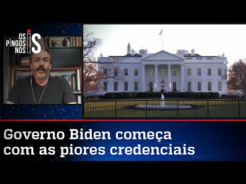 Fiuza: Discurso de Biden é recheado de hipocrisia