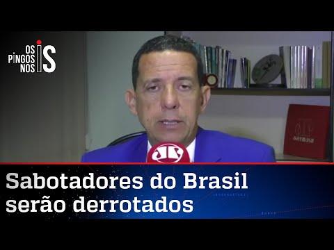 José Maria Trindade: Bolsonaro zela pela união do Brasil