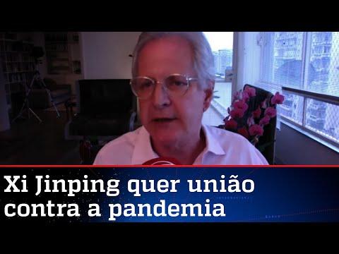 Augusto Nunes: China pariu, escondeu, exportou e agora lucra com a pandemia