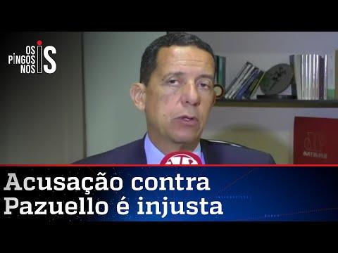 José Maria Trindade: Lewandowski tenta atacar imagem de Pazuello