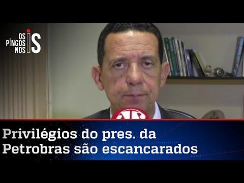 José Maria Trindade: Bolsonaro coloca ordem na Petrobras