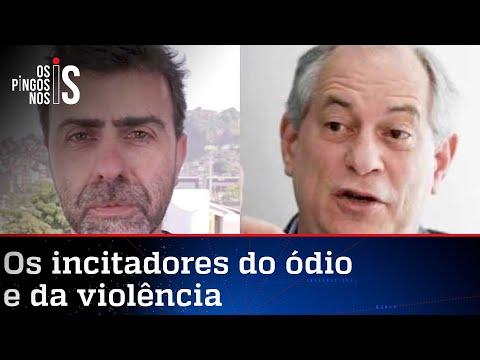 Notícia-crime pede ao STF a prisão de Ciro e Freixo