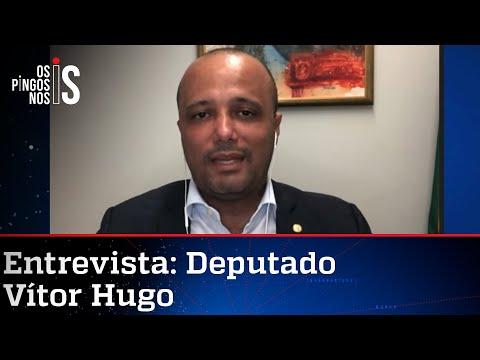 Vítor Hugo: Câmara se apequenou no caso Daniel Silveira