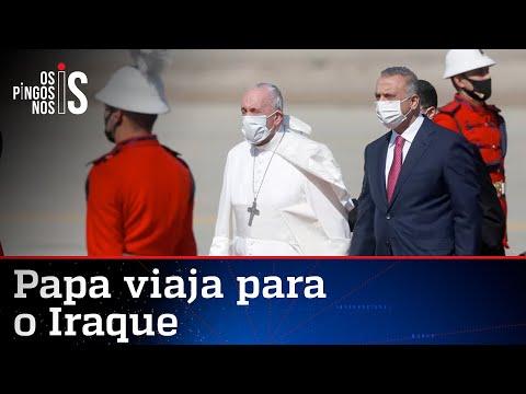 Em meio à pandemia, papa Francisco vai ao Iraque